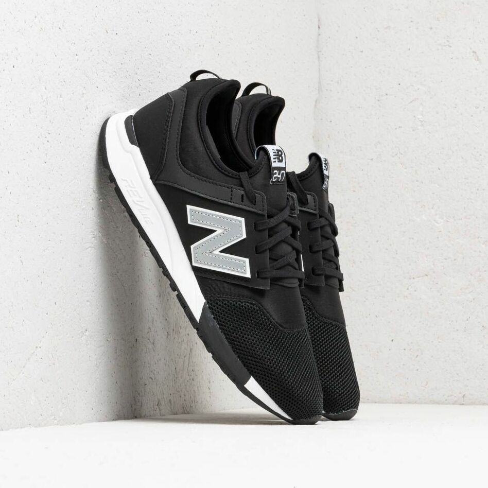 New Balance 247 Black/ White EUR 45