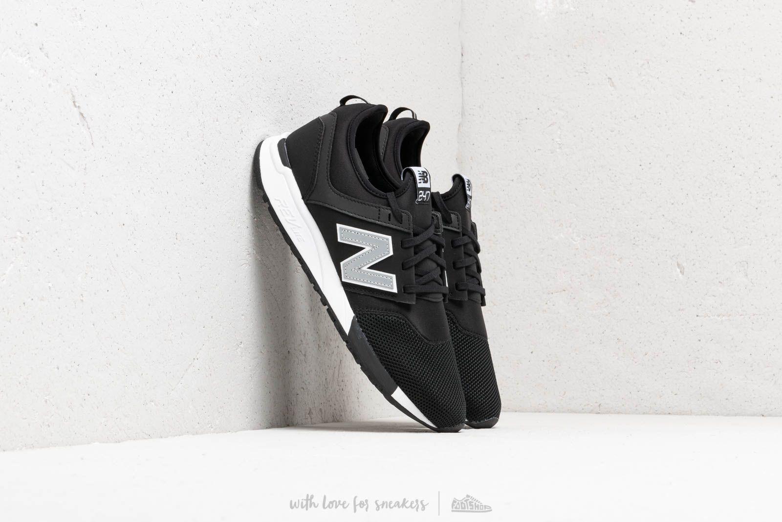 51a9c975345db New Balance 247 Black/ White za skvelú cenu 78 € kúpite na Footshop.sk