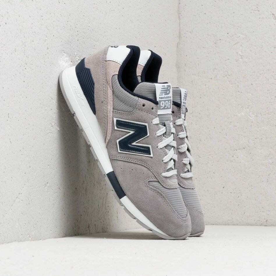 New Balance 996 Grey/ Navy/ White EUR 40.5