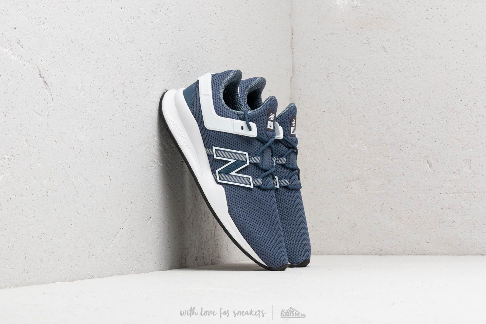 New Balance 247 Blue/ White at a great price 180 лв купете в Footshop
