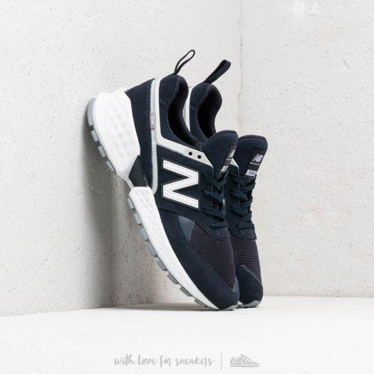 new concept 42b0f 7d627 New Balance 574 Blue/ White | Footshop