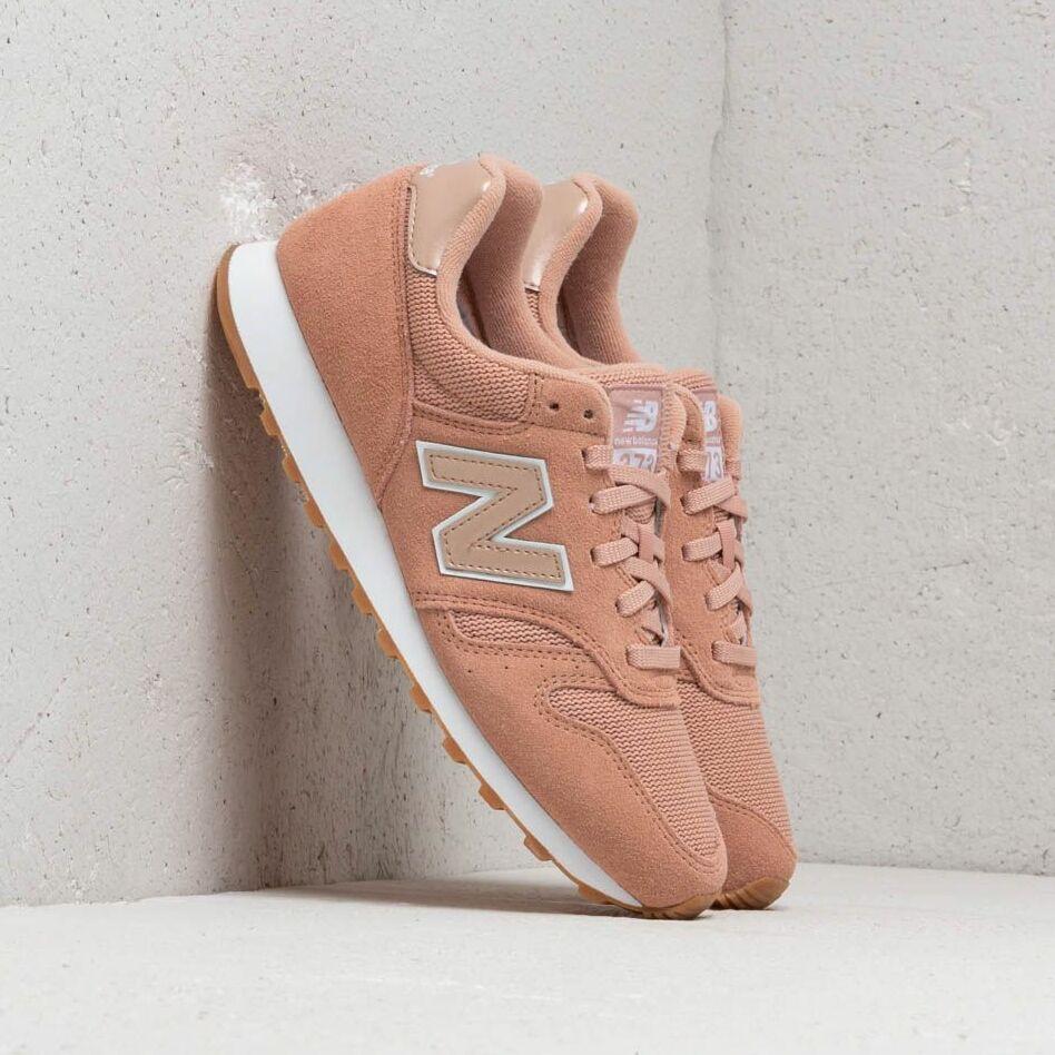 New Balance 373 Pink/ White EUR 36.5