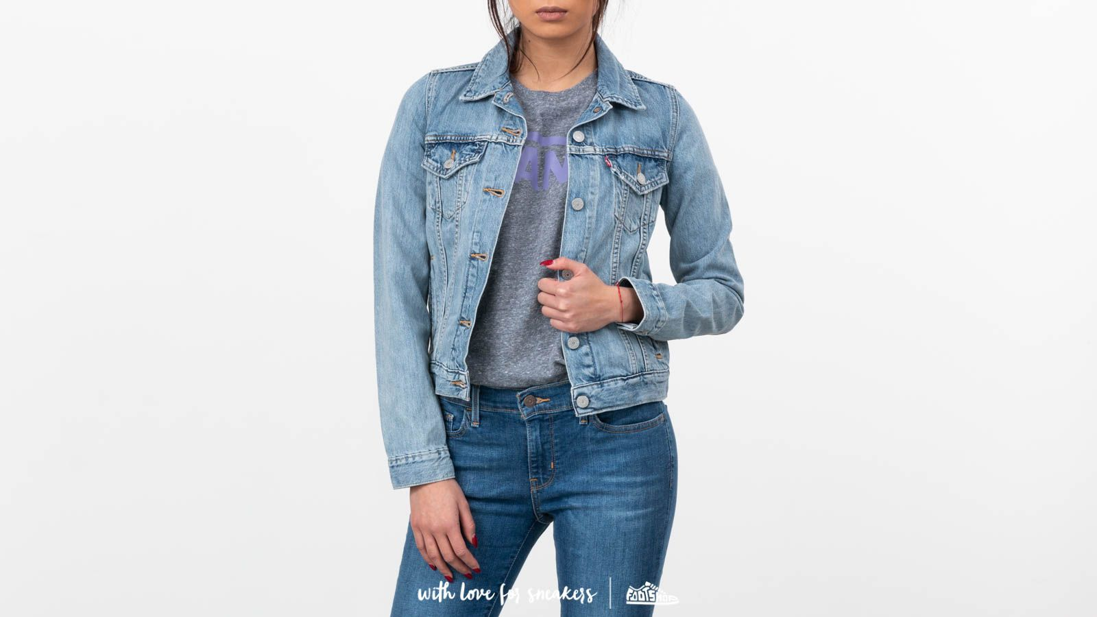 c91b75a84c Levi s® Original Trucker Jacket All Yours at a great price  120 buy at  Footshop