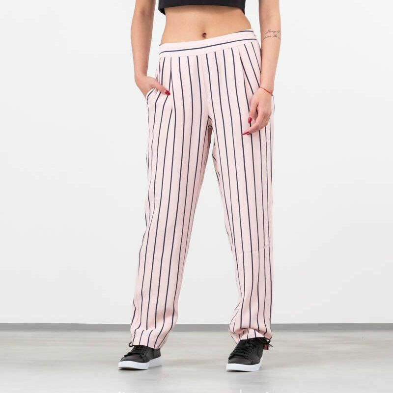 Selected Ankle Pants Pink Dogwood/ Dark Sapphire