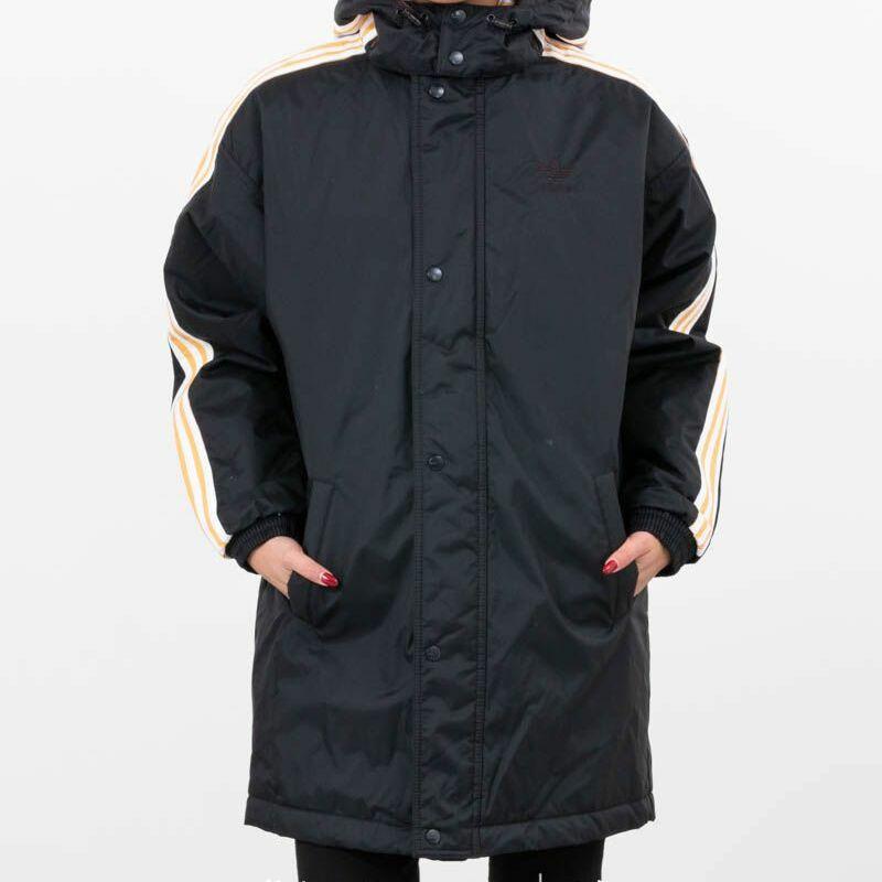 adidas SST Stadium Jacket Black 42