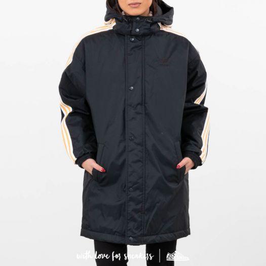 adidas SST Stadium Jacket Black | Footshop