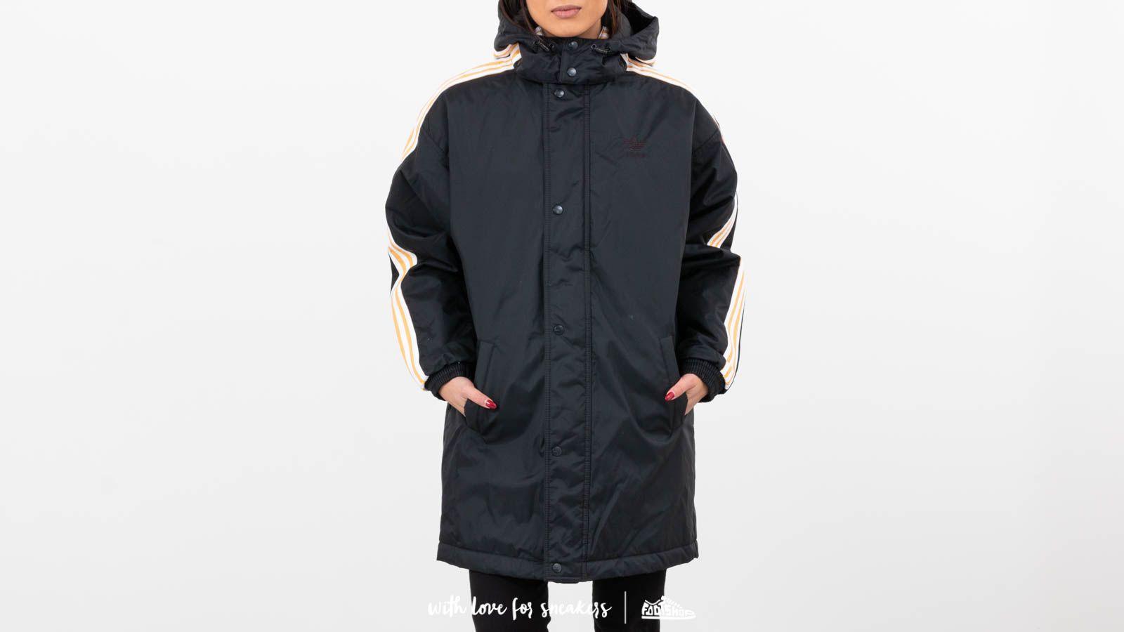 adidas SST Stadium Jacket Black za skvelú cenu 174 € kúpite na Footshop.sk