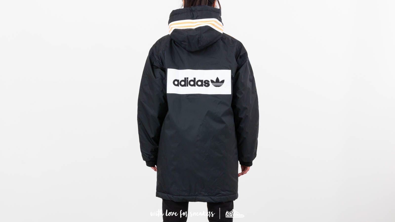 4704f8f62a44 adidas SST Stadium Jacket Black at a great price 174 € buy at Footshop