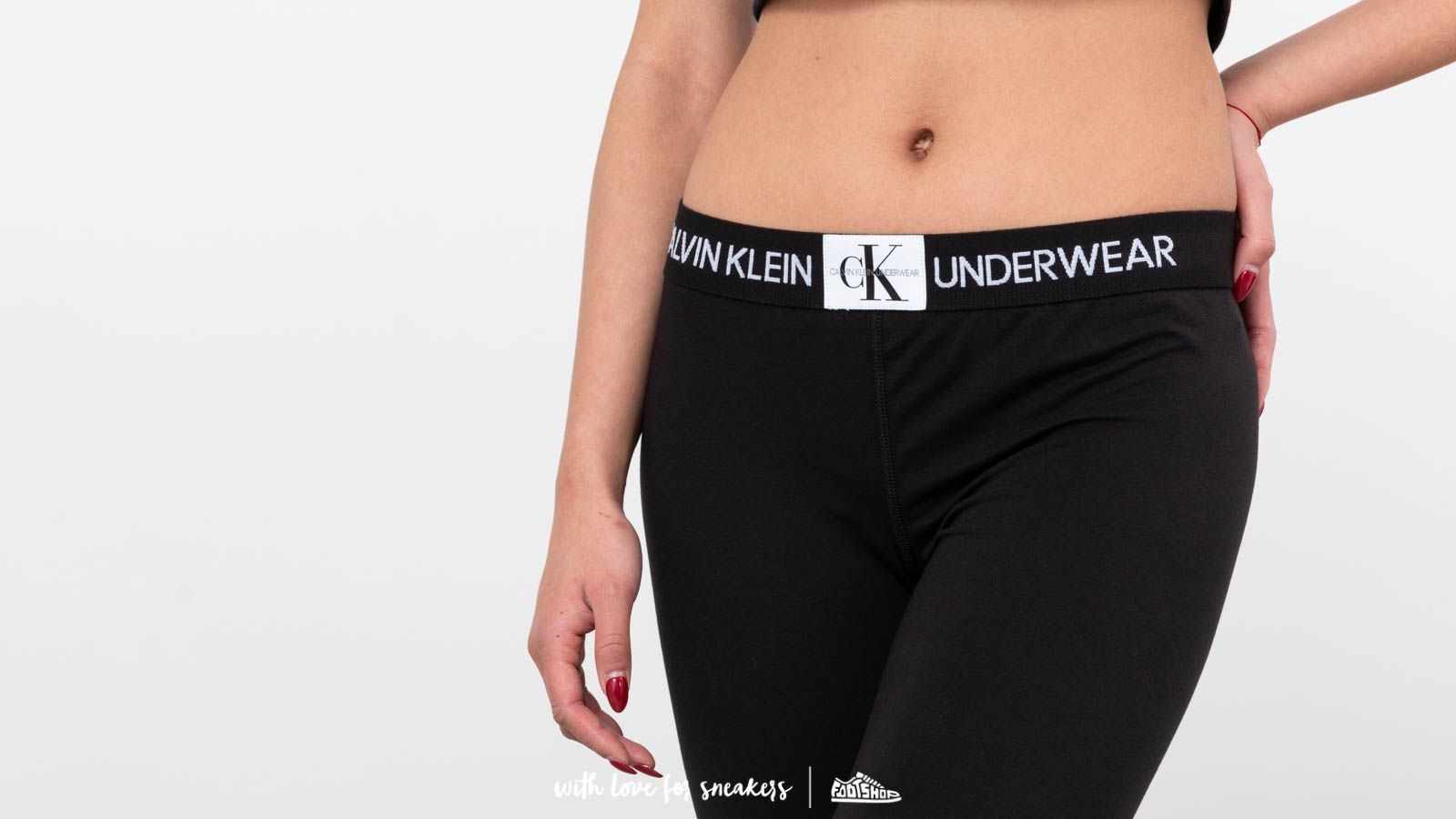 93199eacca57a Calvin Klein Underwear Women´s Legging Black at a great price 48 € buy at