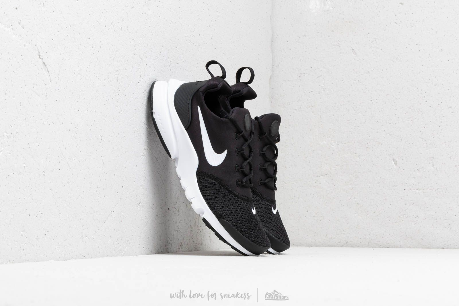 Nike Presto Fly (GS) Black/ White