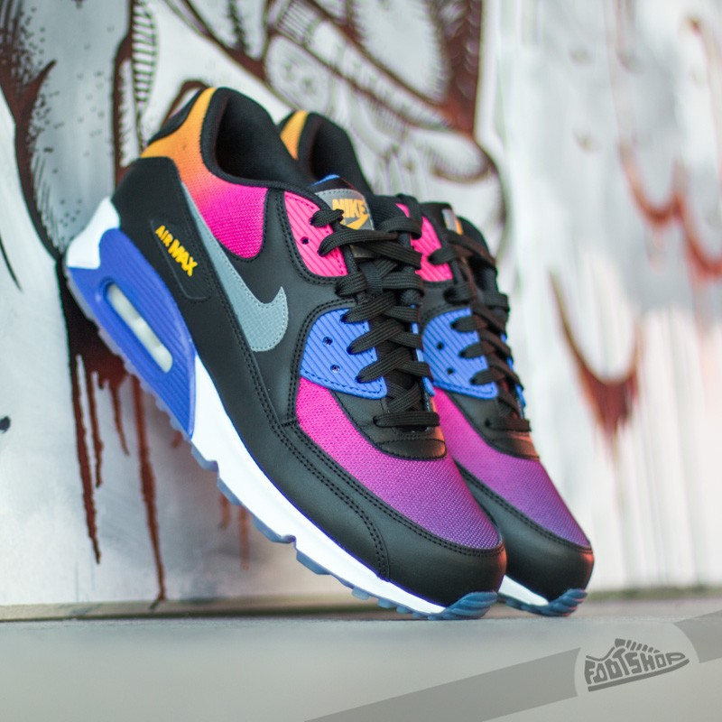 0b608db12fc6 Nike Air Max 90 SD Black Cool Grey-Persian Violet-Pink
