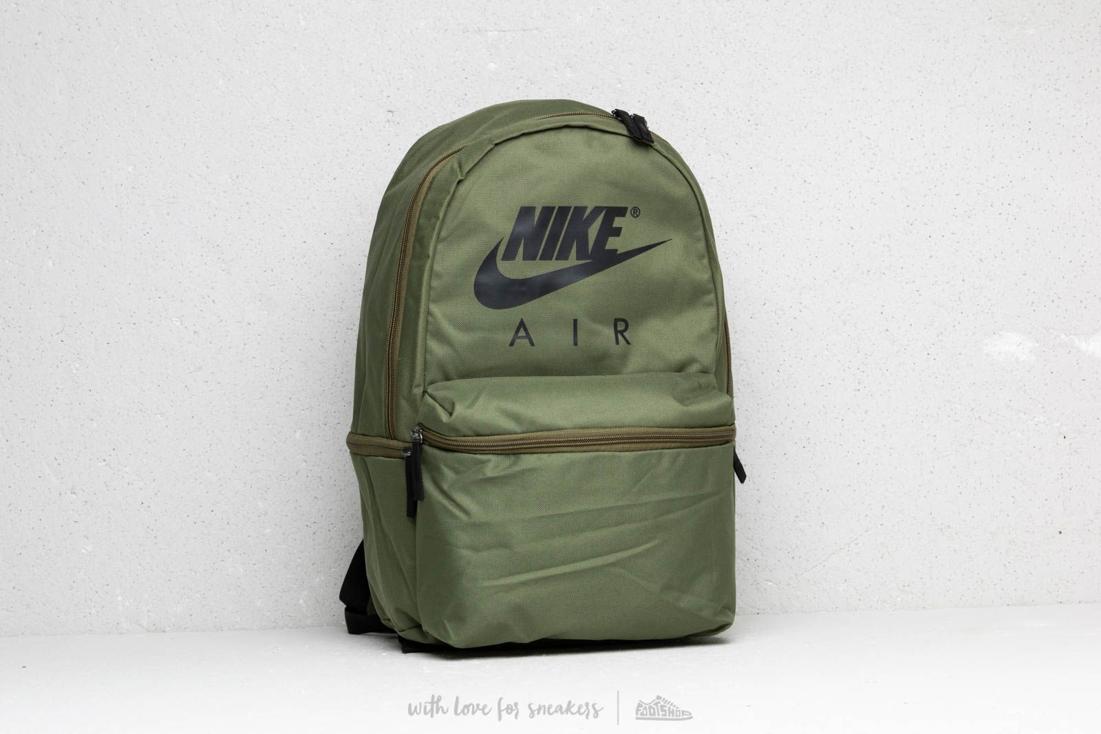 f8391d0a79dce Nike Air Backpack Olive Green