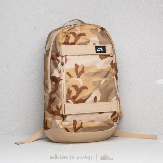 cheapest price official images excellent quality Nike SB Courthouse Backpack Desert Camo | Footshop