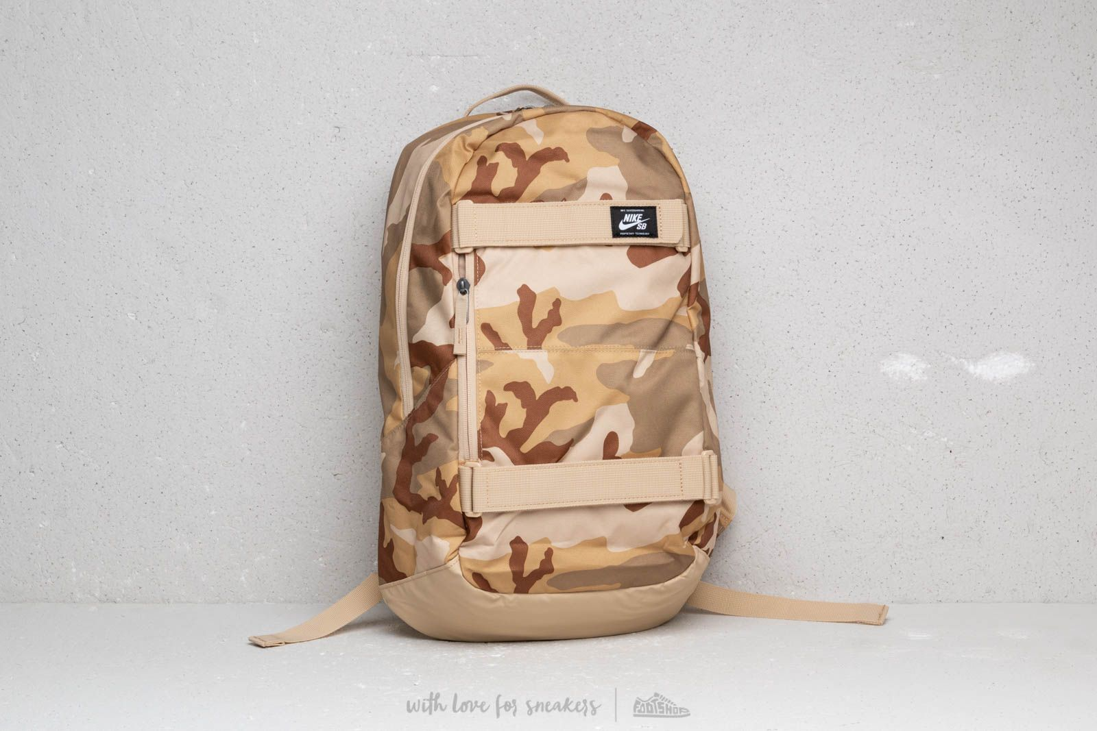 cee1068a8 Nike SB Courthouse Backpack Desert Camo at a great price 51 € buy at  Footshop