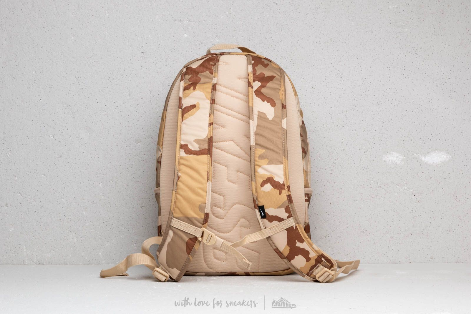 1f991edfa Nike SB Icon Aop D Camo Backpack Desert Camo at a great price £32 buy