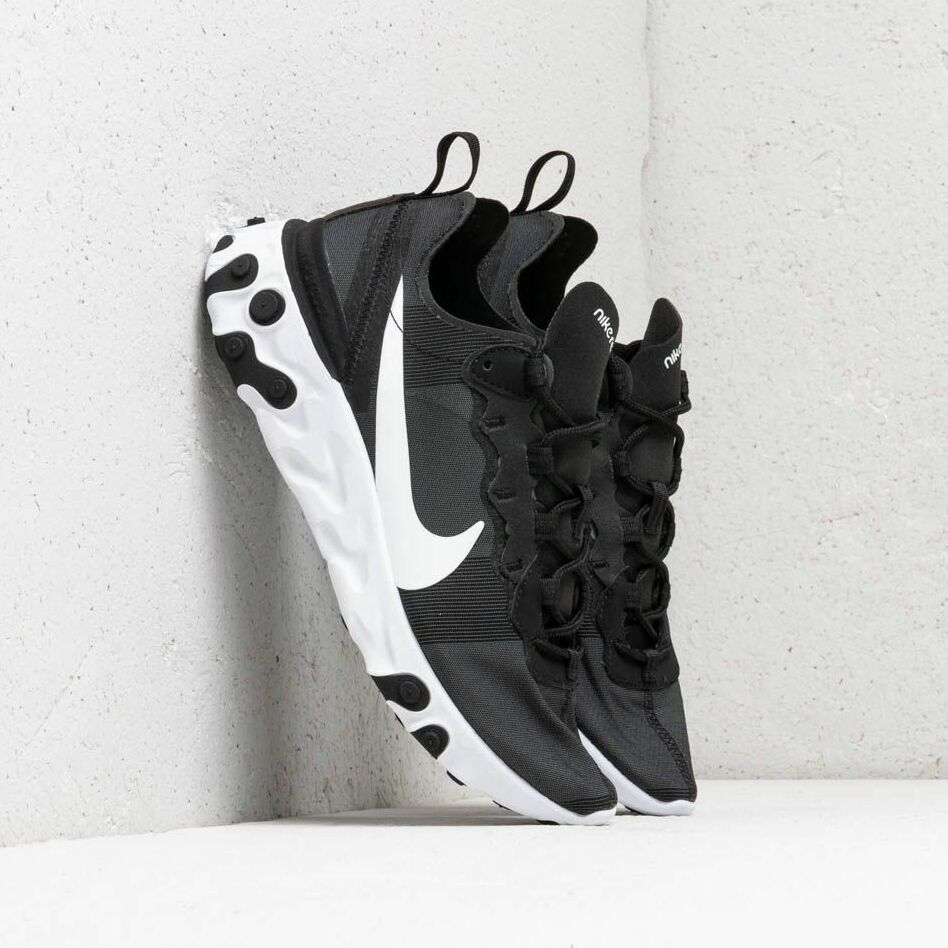 Nike W React Element 55 Black/ White EUR 41