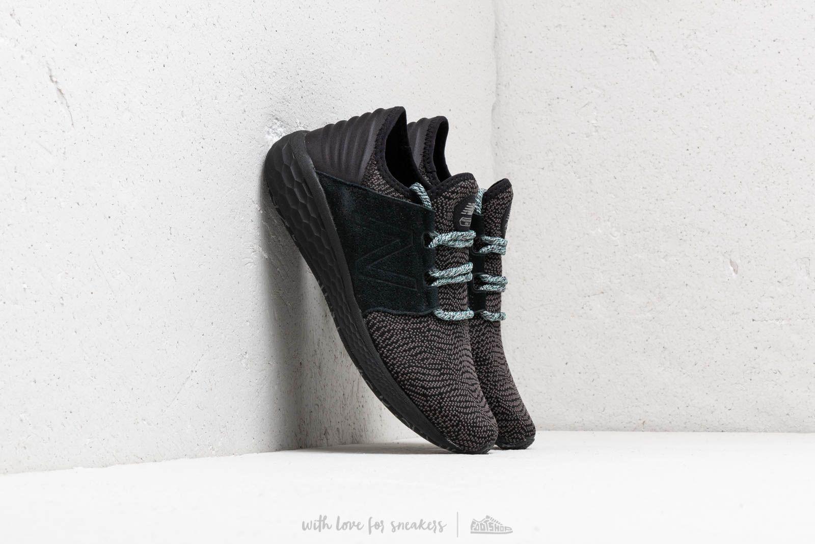 New Balance Cruz Grey/ Black at a great price 88 € buy at Footshop