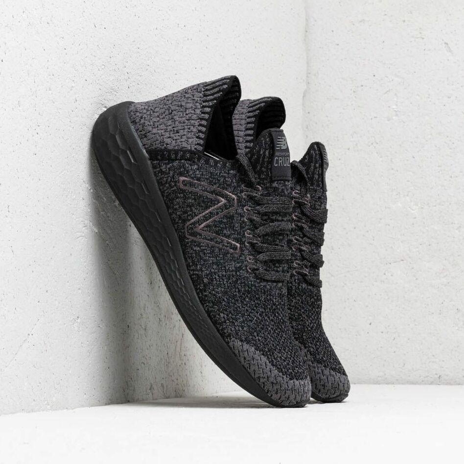 New Balance Cruz Black/ Grey EUR 45