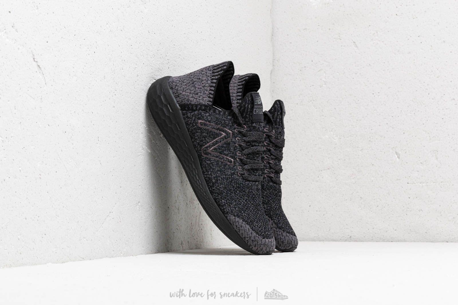 New Balance Cruz Black/ Grey at a great price 92 € buy at Footshop