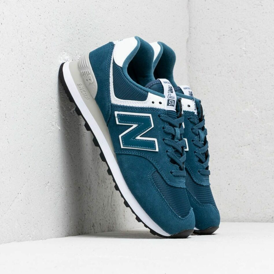 New Balance 574 Blue/ White/ Grey EUR 42