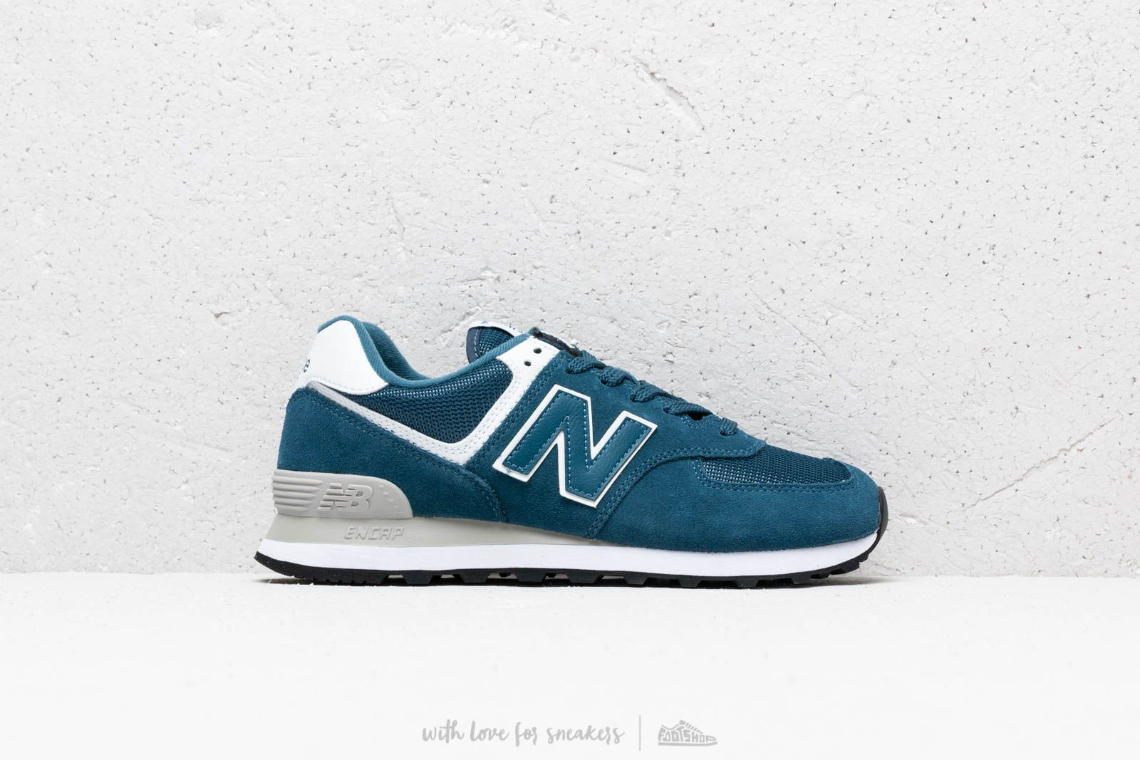 sports shoes 545ce 52174 New Balance 574 Blue/ White/ Grey | Footshop