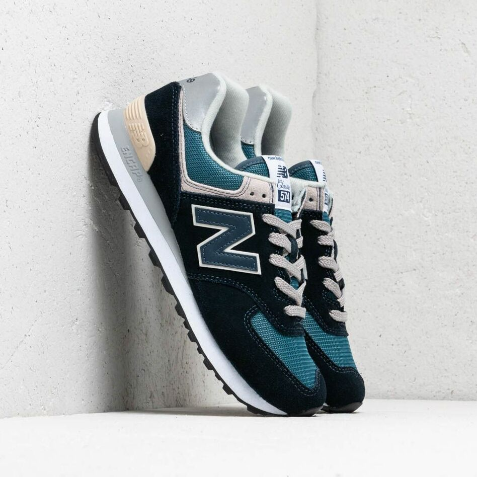 New Balance 574 Navy/ Green/ Grey EUR 42