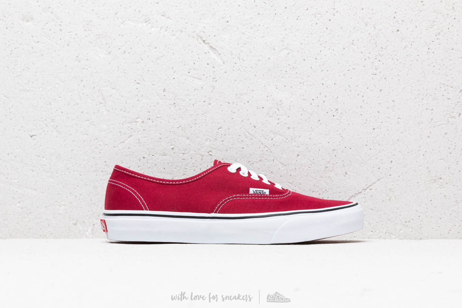 5385a76e39 Vans Authentic Rumba Red  True White at a great price 70 € buy at Footshop