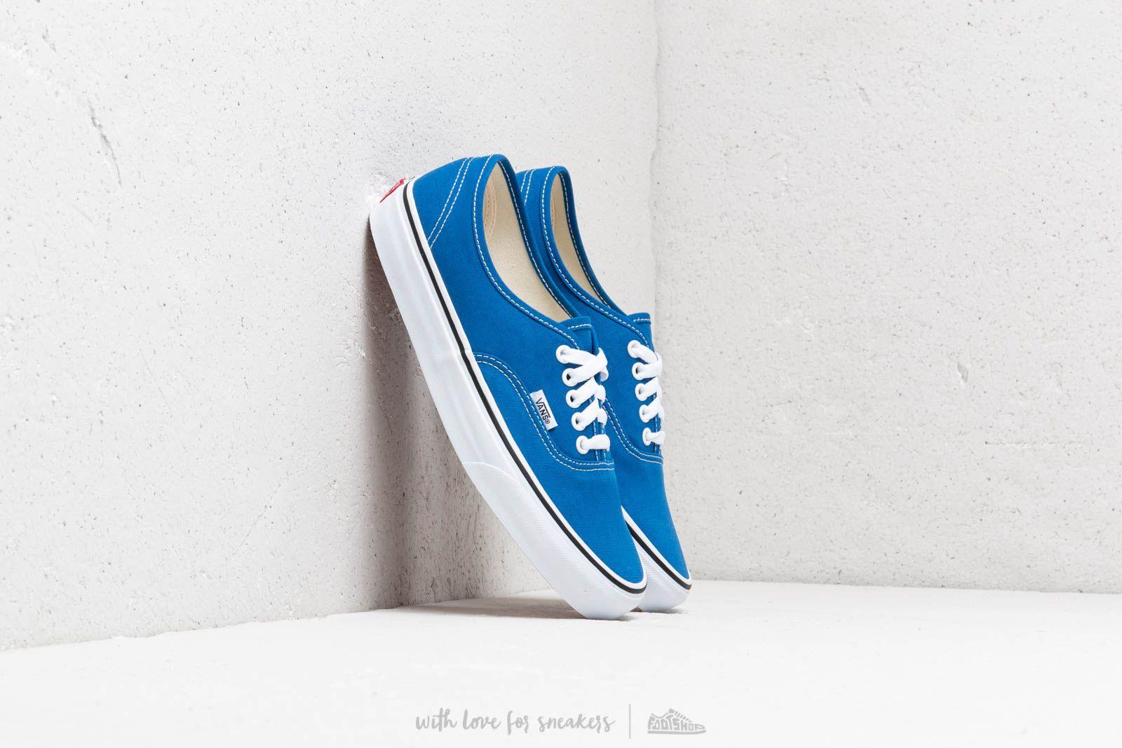 Pánske tenisky a topánky Vans Authentic Lapis Blue/ True White