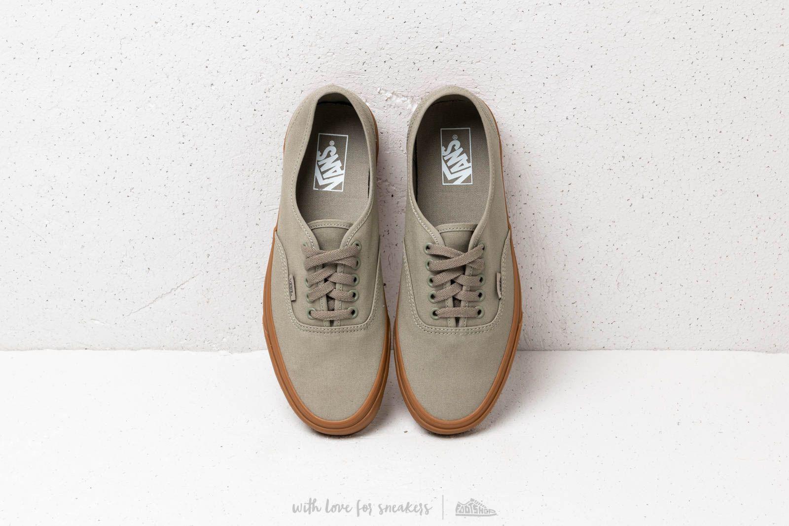 Men's shoes Vans Authentic Laurel Oak/ Gum