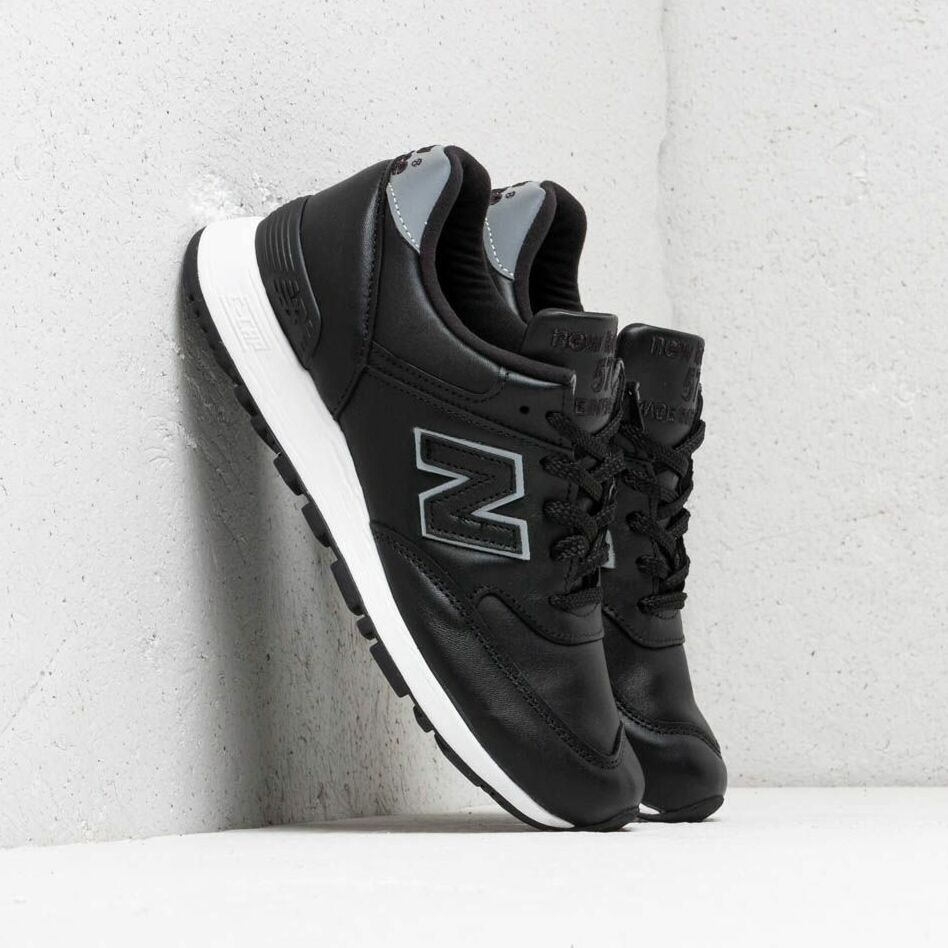 New Balance 576 Black/ White