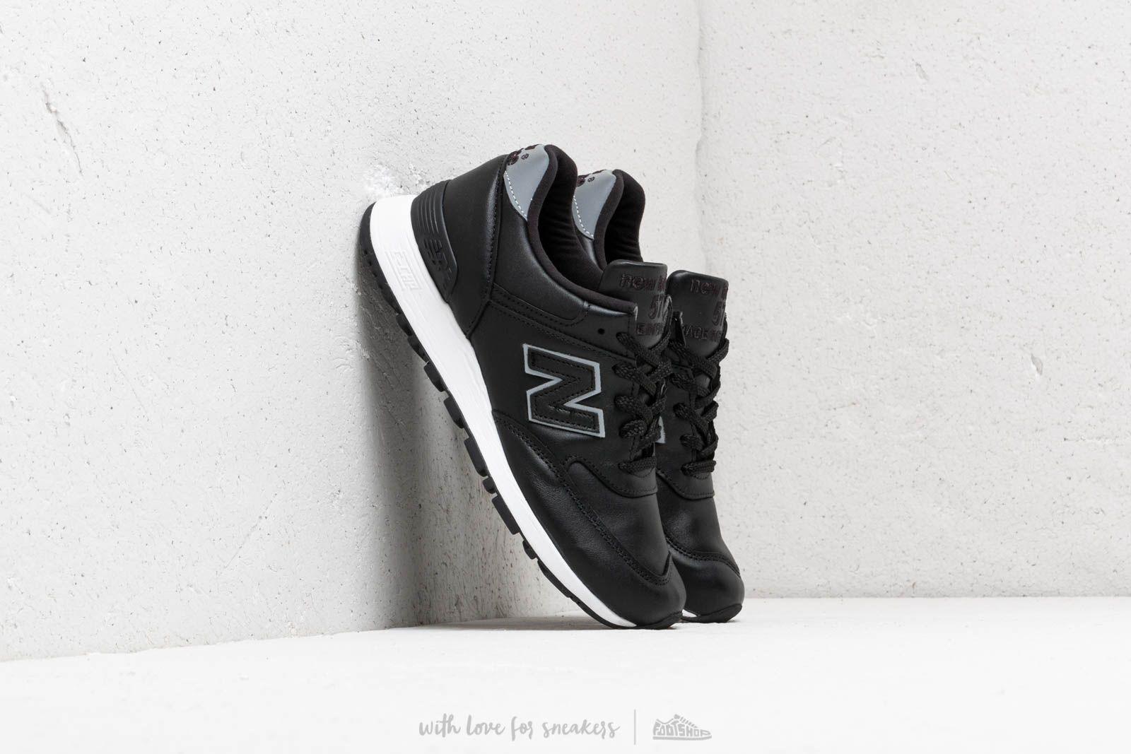 New Balance 576 Black/ White W super cenie 676 zł kupuj na Footshop.pl