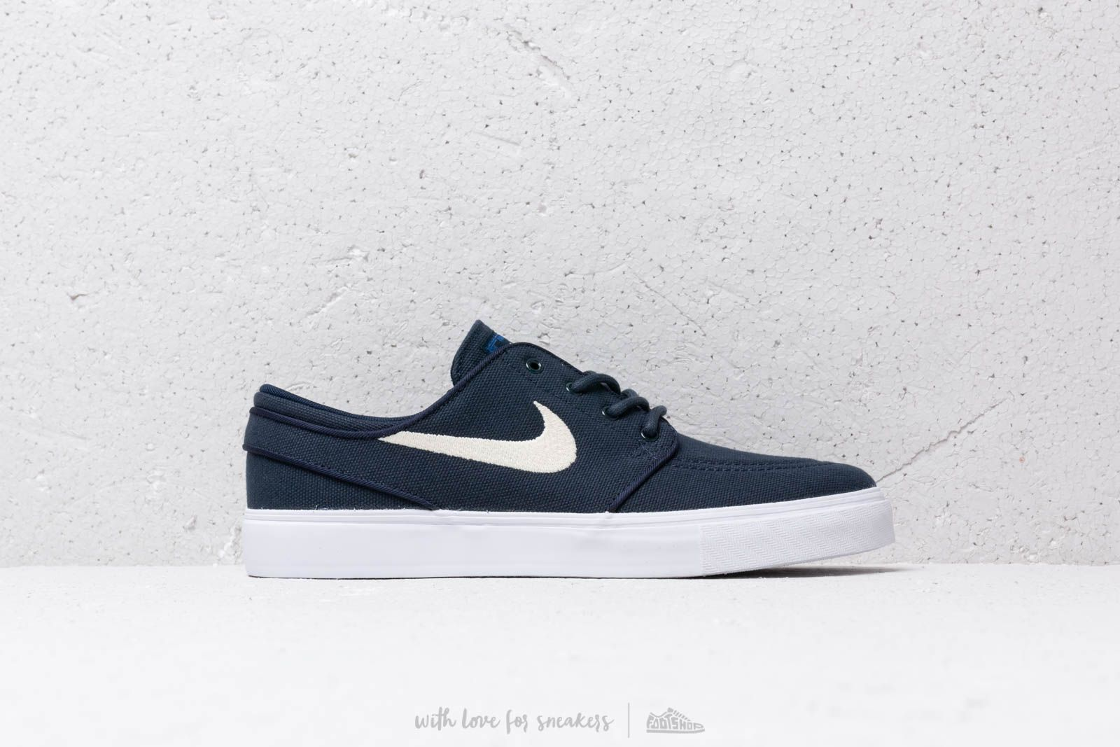 0858d37109 Nike Stefan Janoski (GS) Obsidian  Light Cream-White at a great price