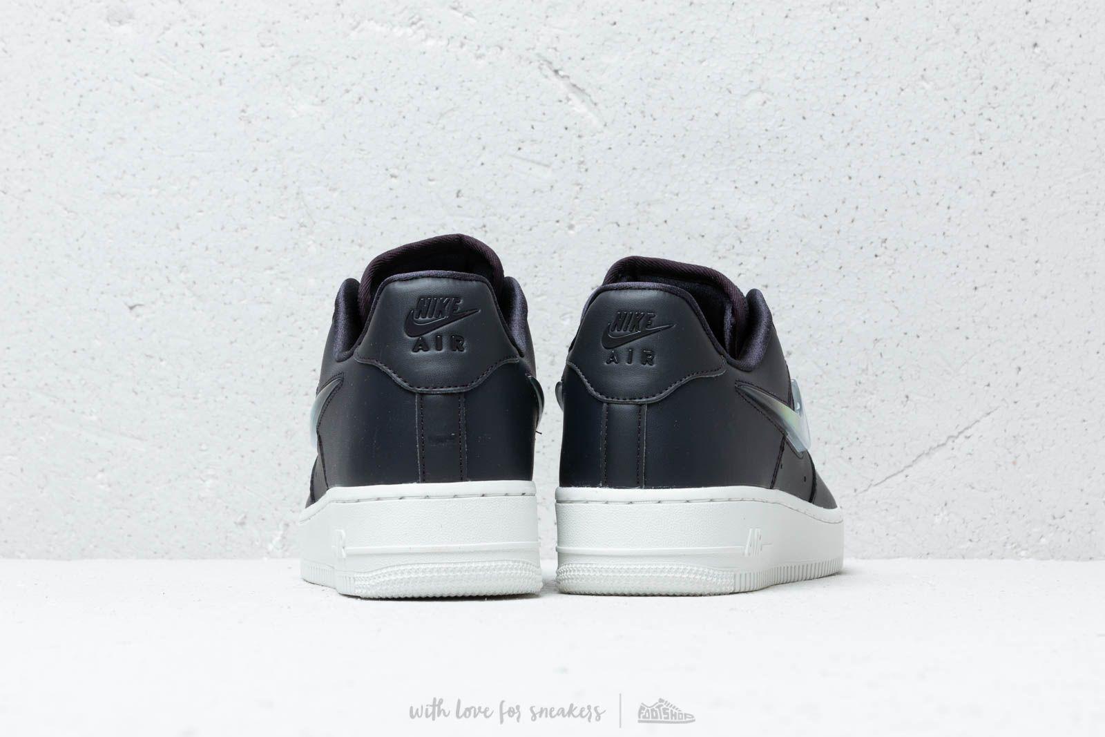Nike W Air Force 1  07 Se Prm Oil Grey  Bright Crimson-Obsidian Mist ... 82530714c