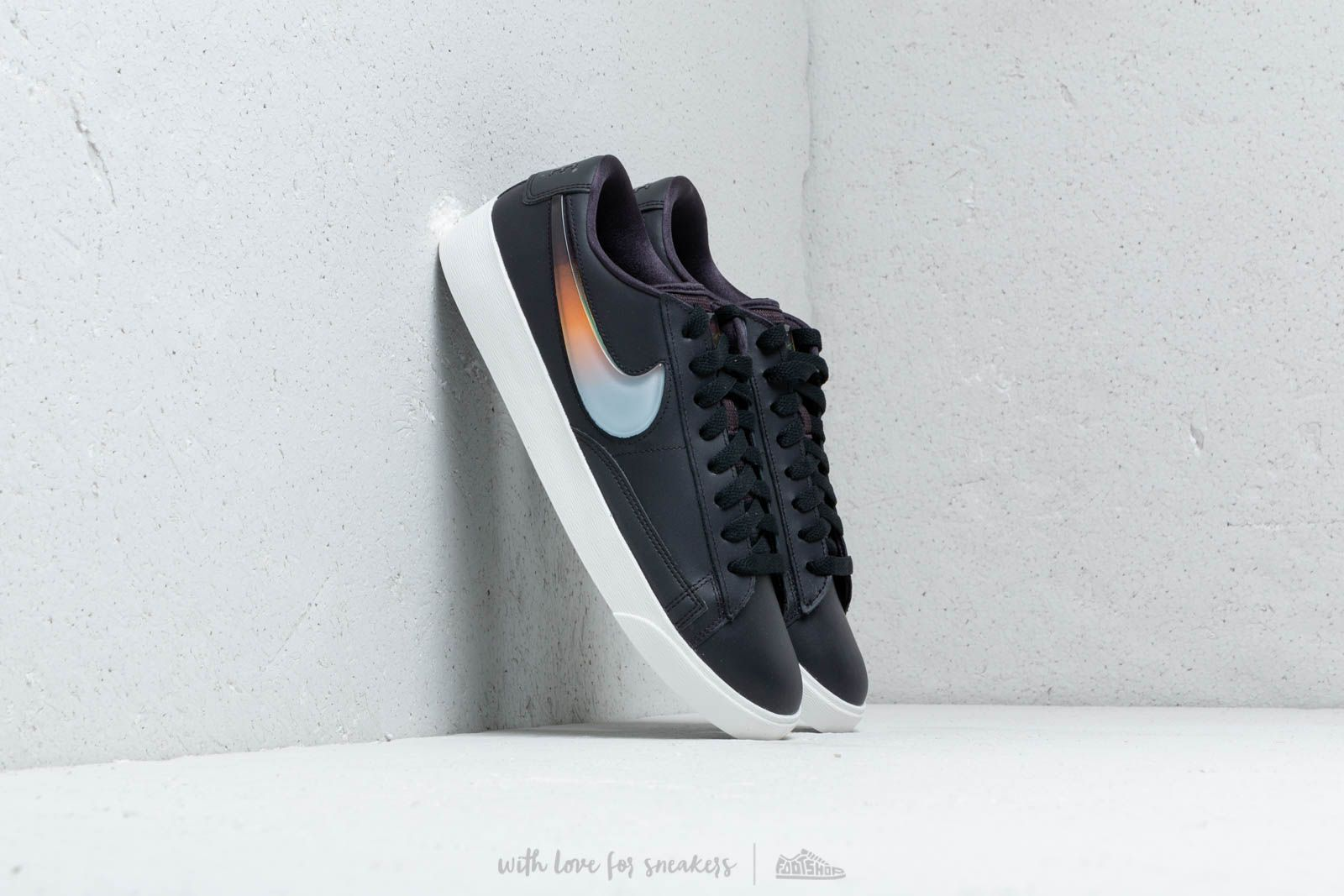 Nike W Blazer Low Lx Oil Grey  Bright Crimson-Summit White at a great b0fc5171b