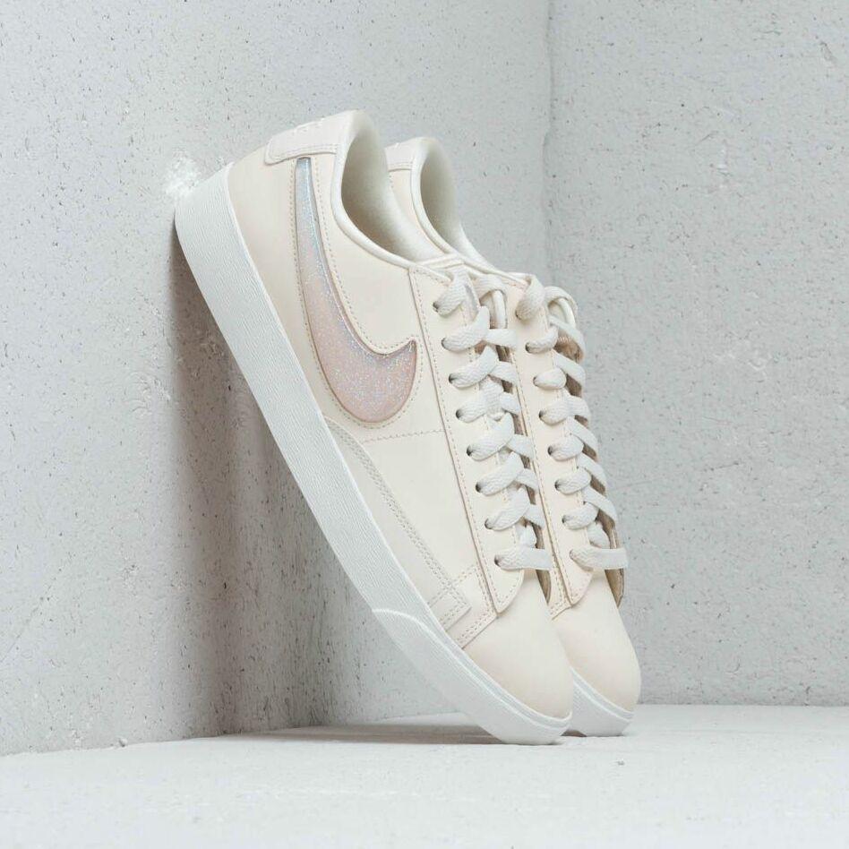 Nike W Blazer Low Lx Pale Ivory/ Guava Ice-Summit White