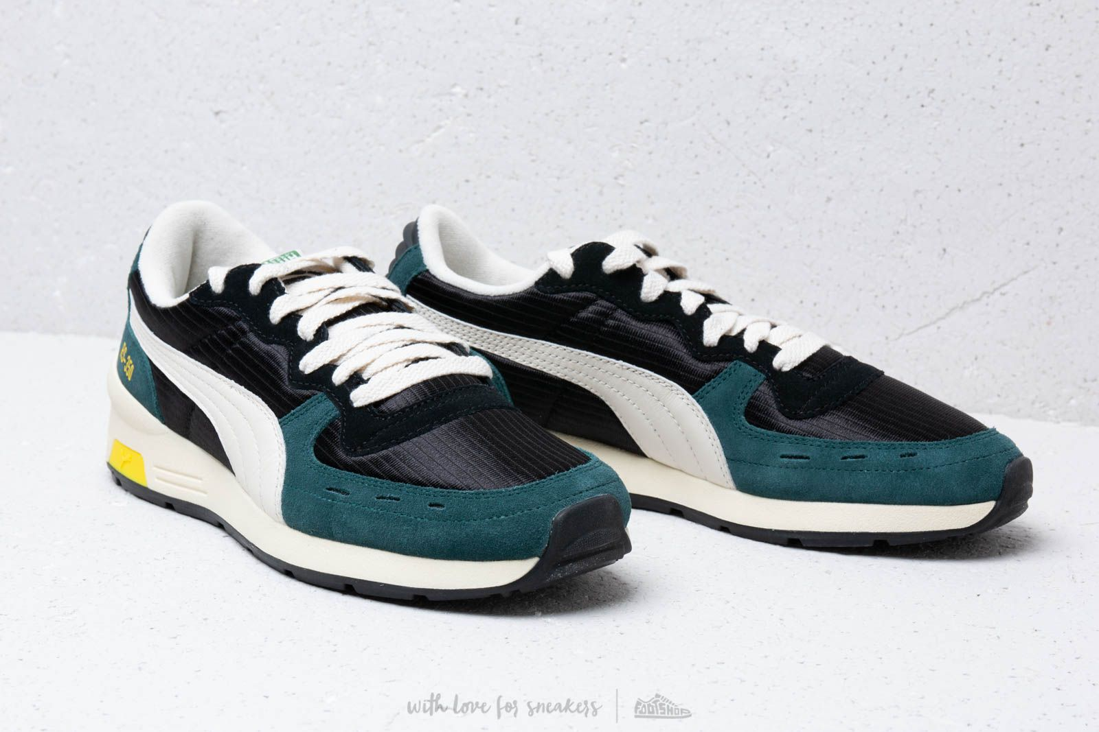 Premisa Empleado canto  Men's shoes Puma RS-350 OG Puma Black/ Ponderosa Pine | Footshop