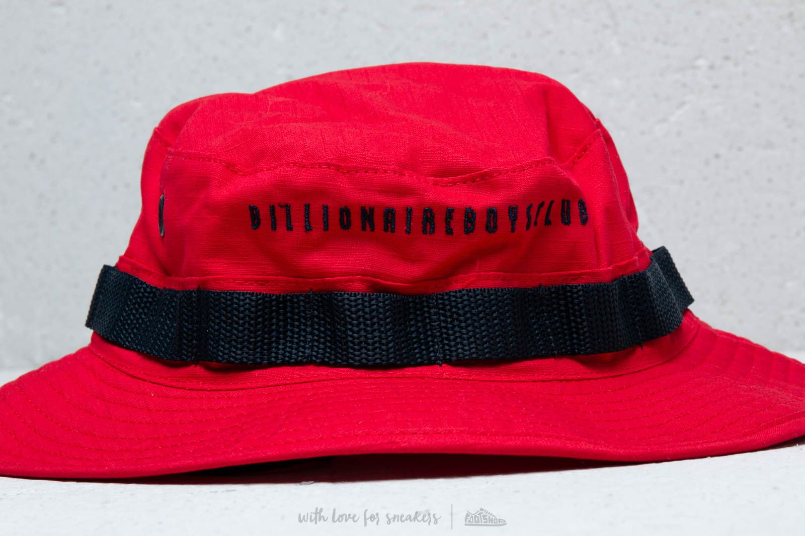 Billionaire Boys Club Boonie Hat Red at a great price 84 € buy at Footshop 84020cc9eef