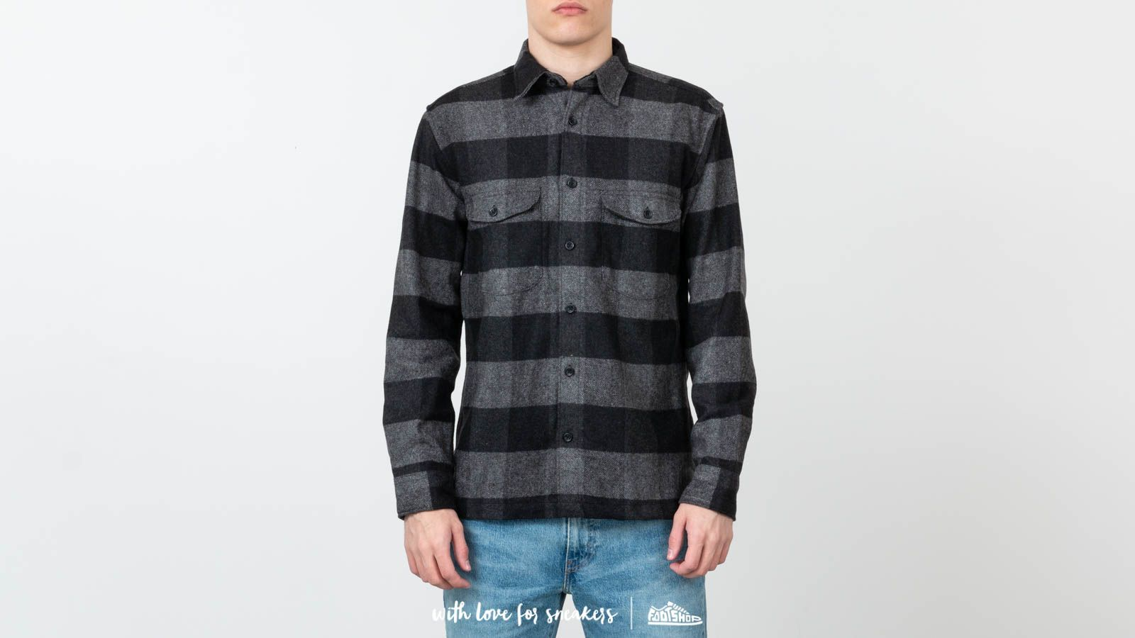 SELECTED Loosedean Long Sleeve Shirt