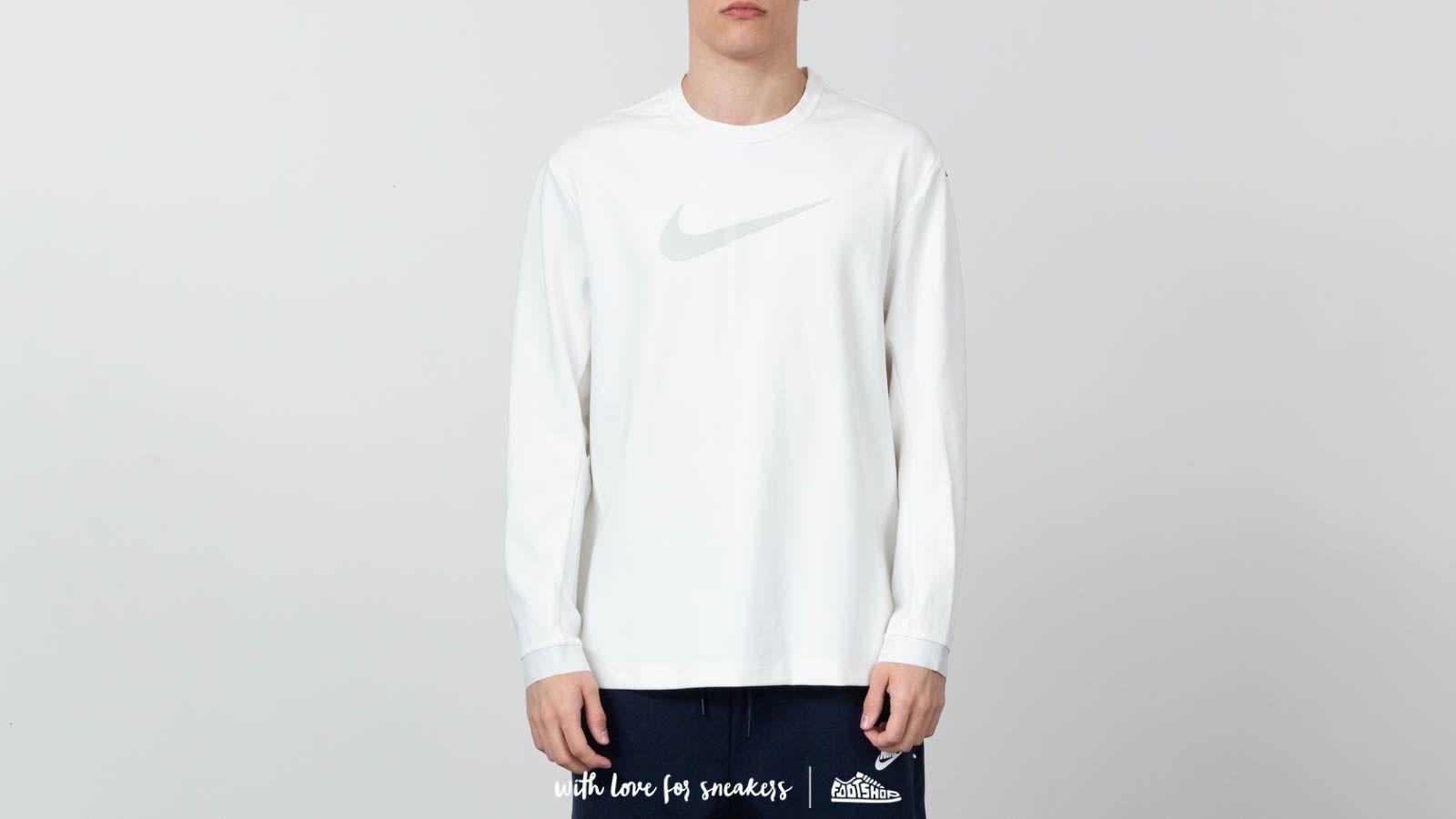 Nike Sportswear Tech Pack Crew Knit Sail Light Bone Black | Footshop