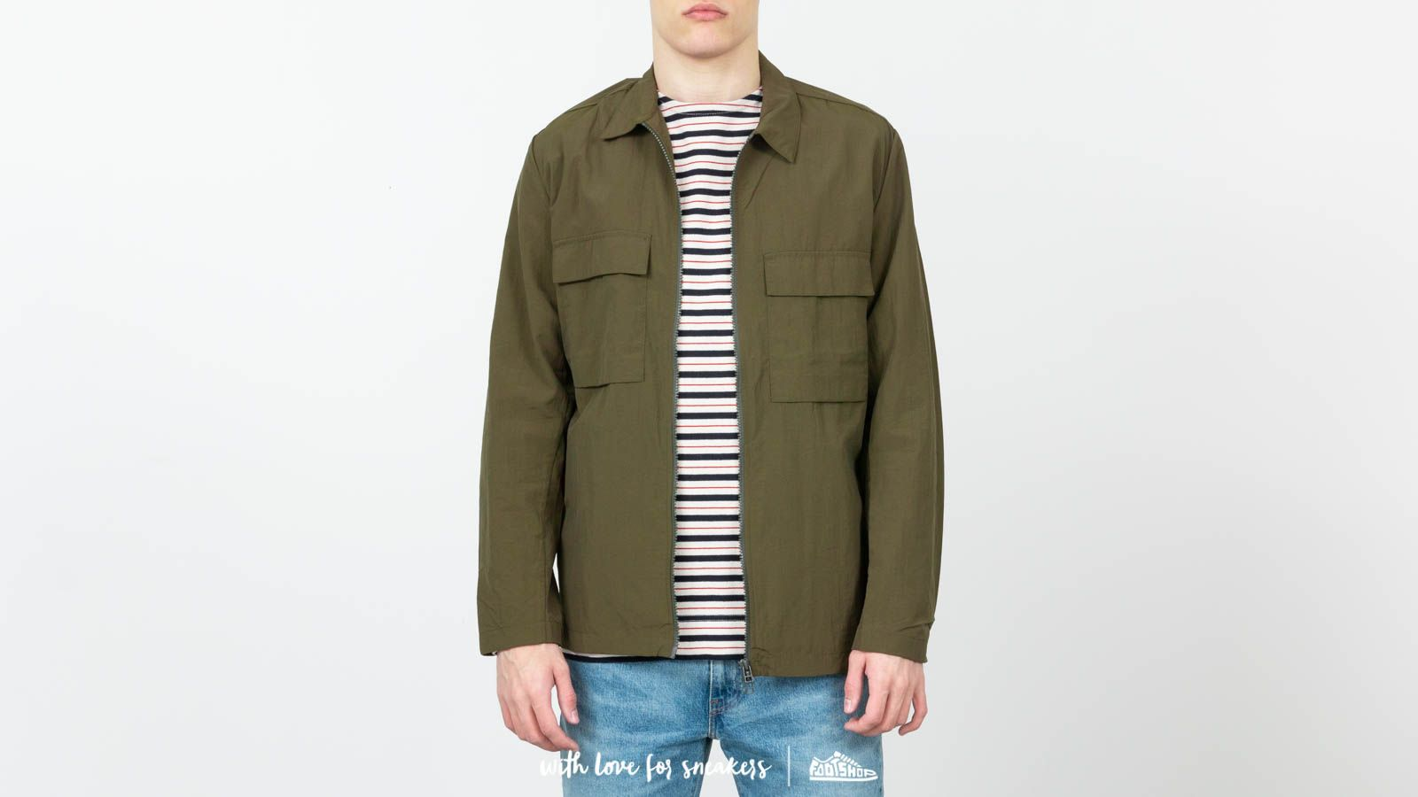 Norse Projects Jens Zip Jacket