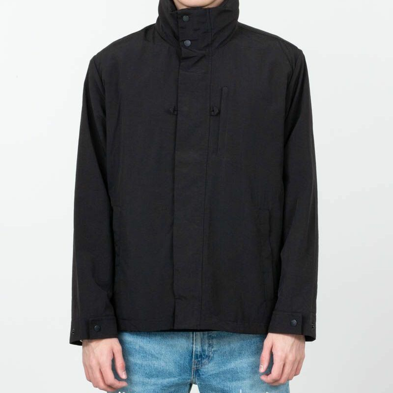 Norse Projects Ystd Spring Parka Black