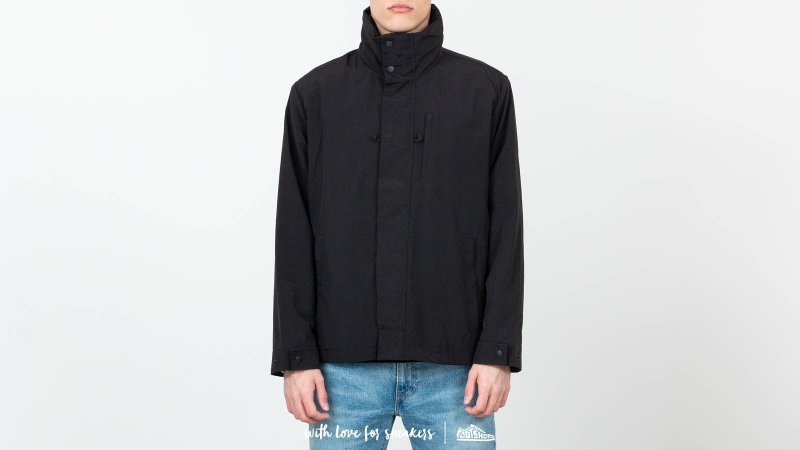 Norse Projects Ystd Spring Parka Black at a great price 272 € buy at Footshop