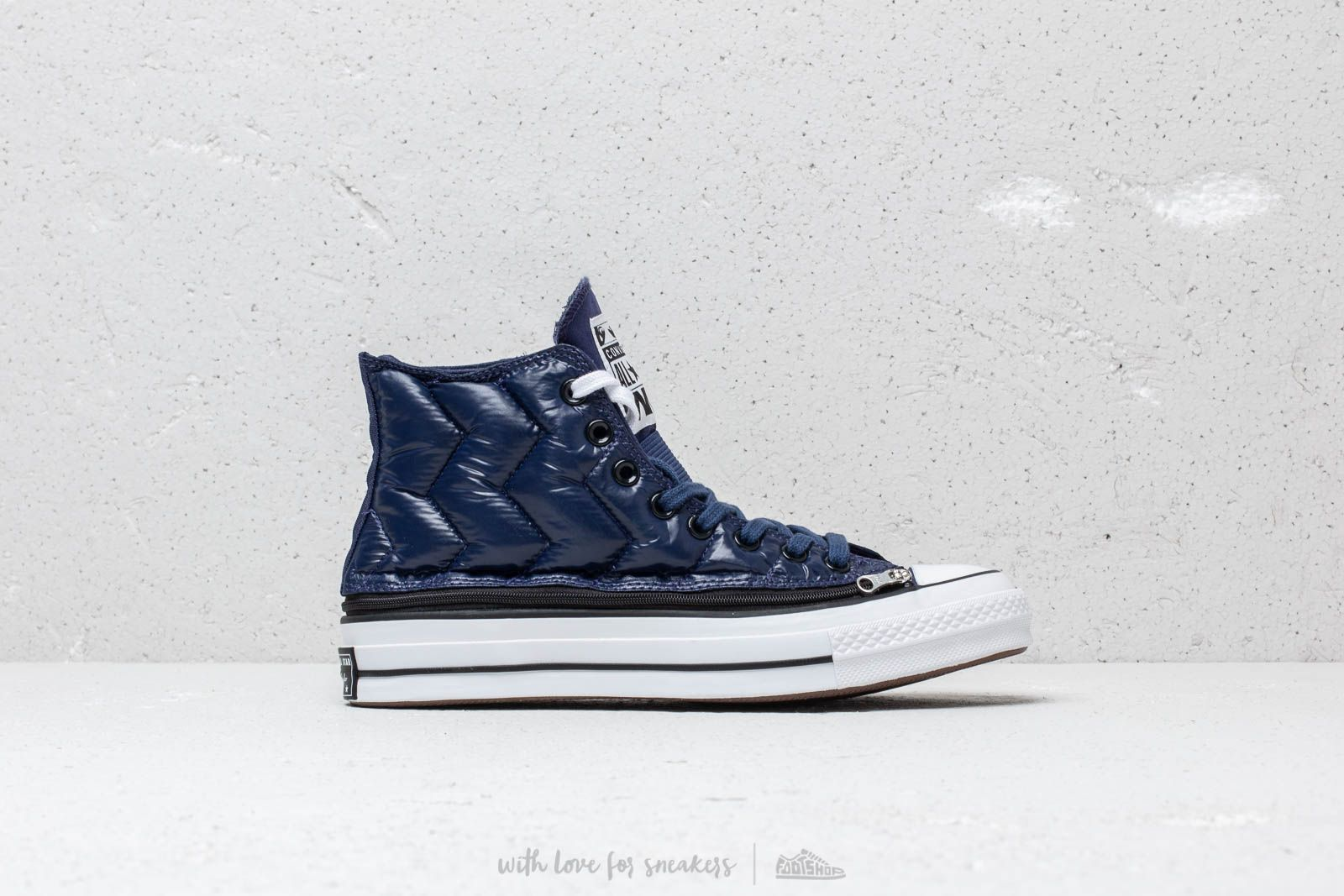 Converse Chuck Taylor All Star Street Mid Unisex Shoes Mason Blue//White 161468c