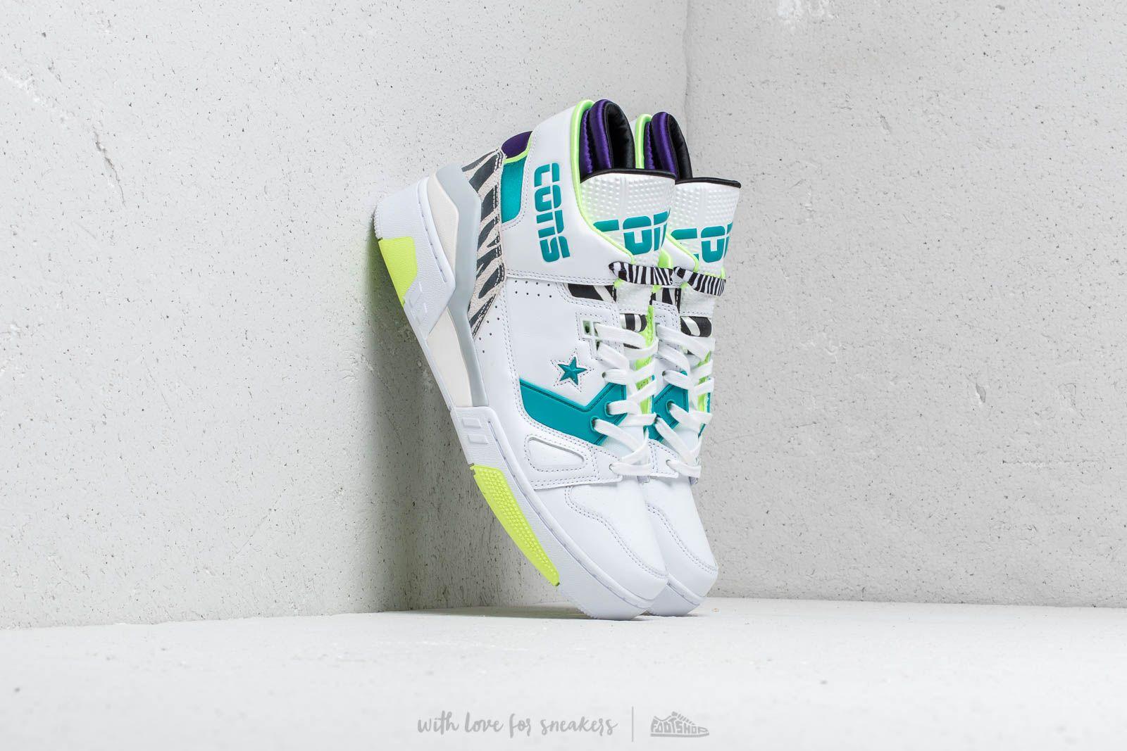Converse x Don C ERX 260 Mid White/ Rapid Teal/ Court Purple za skvelú cenu 121 € kúpite na Footshop.sk
