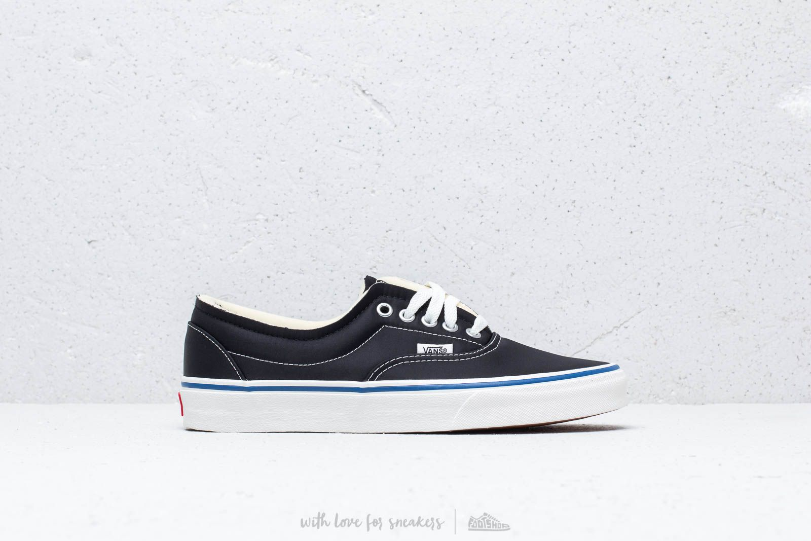Vans Era (Foam) Black/ Marshmallow | Footshop