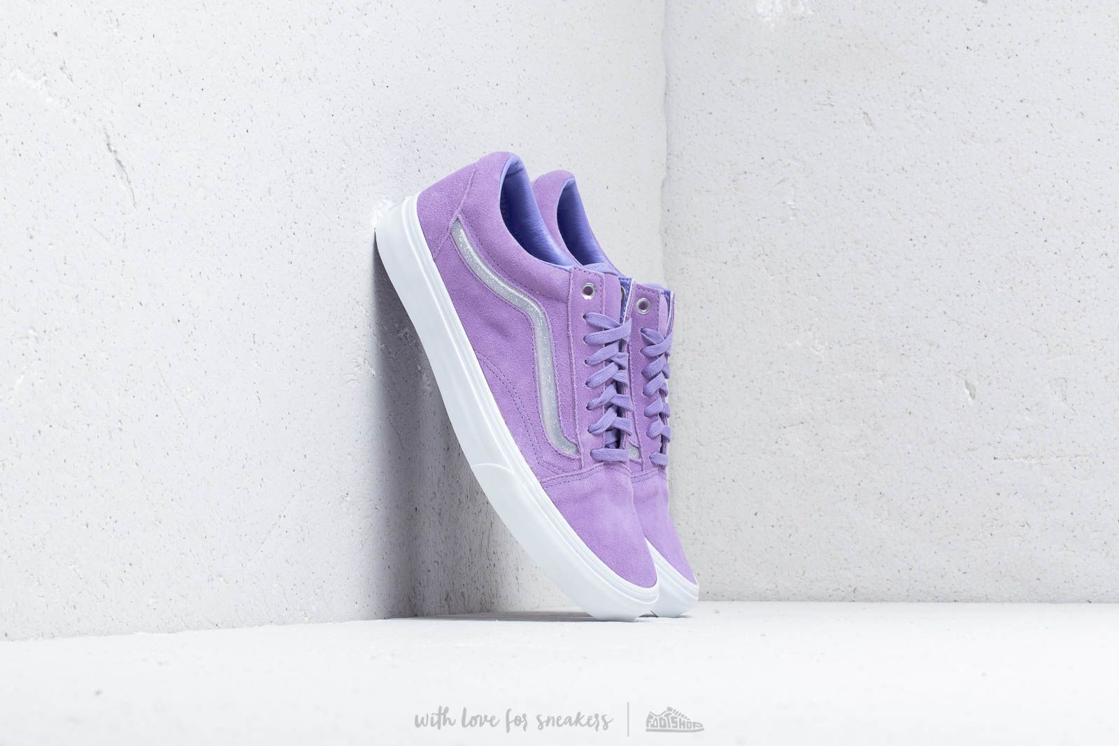 Vans Old Skool (Jelly Sidestripe) Violet at a great price £64 buy at cc2a13a6f