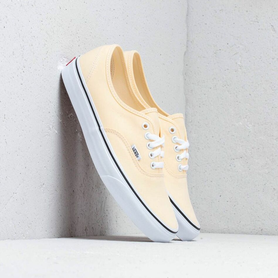 Vans Authentic Vanilla Custard/ True White EUR 36.5