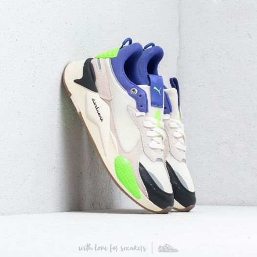 Puma select Rs x Sankuanz Męskie Cloud Cream Royal Blue