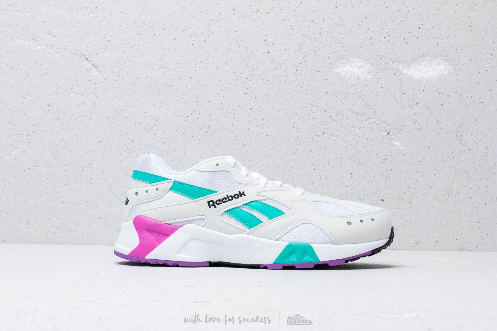f8bcd163d1ad Reebok Aztrek True Grey  Teal  Aubergine at a great price 92 € buy at