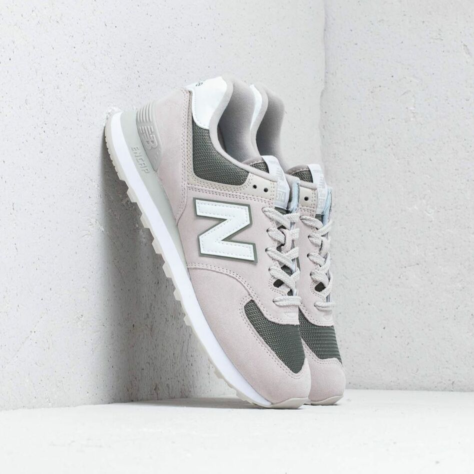 New Balance 574 Beige/ Green/ White EUR 41.5